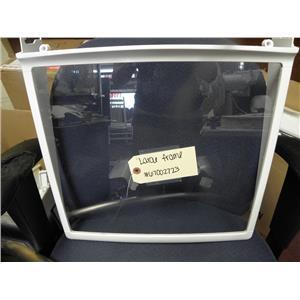 AMANA SIDE/SIDE REFRIGERATOR 67002723 LARGE FRAME TRAY SHELF USED PART ASSEMBLY