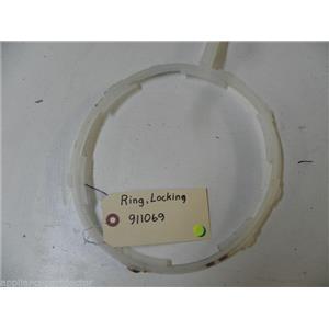 MAYTAG DISHWASHER 911069 LOCKING RING USED PART ASSEMBLY