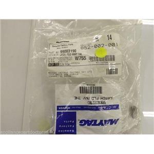 Maytag Dishwasher 99003190 LATCH FLD AWY TNE NEW IN BOX