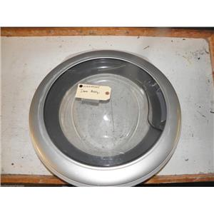 WHIRLPOOL WASHER W10344525 DOOR LESS HINGE USED PART ASSEMBLY F/S