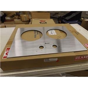 Amana Stove 74010258 Main Cooktop Glass/SS  NEW IN BOX