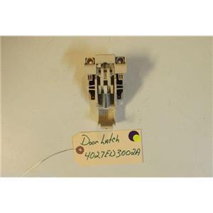 LG Dishwasher 4027ED3002A   Door latch   used