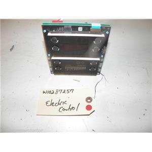 WHIRLPOOL RANGE W10287257 ELECTRIC CONTROL NEW W/O BOX FREE SHIPPING