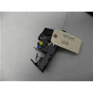 """BOSCH WASHER 497255 LOCK USED PART ASSEMBLY """"FREE SHIPPING"""""""