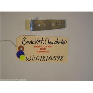 GE DISHWASHER WD01X10598 Bracket Countertop  NEW W/O BOX