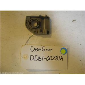 SAMSUNG DISHWASHER Case gear DD61-00281A  USED PART ASSEMBLY