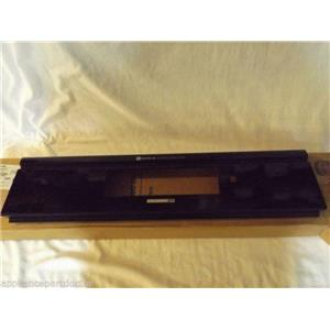 MAYTAG STOVE 74003840 Panel, Control (blk)     NEW IN BOX