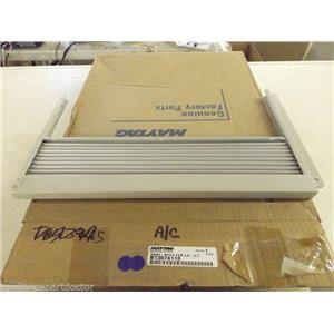 Maytag Amana Air Conditioner  BT3074113  Assy, Shutter Lg-lt  NEW IN BOX