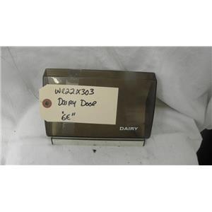 GE REFRIGERATOR WR22X303 DAIRY DOOR