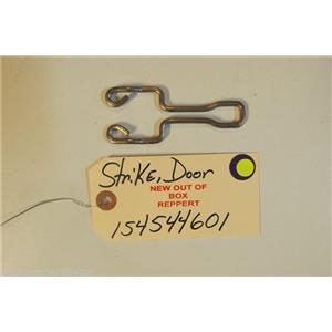 FRIGIDAIRE  DISHWASHER 154544601 Strike,door     NEW W/O BOX