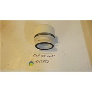 KITCHEN AID Dishwasher 4162482  Cap, Air Inlet USED PART