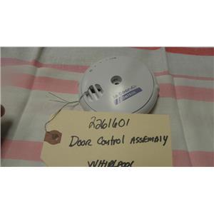 WHIRLPOOL SXS  REFRIGERATOR 2261601 DOOR CONTROL ASSEMBLY