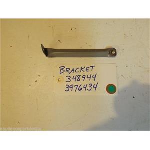 KENMORE GAS  DRYER 348944  3976434 Bracket  USED PART