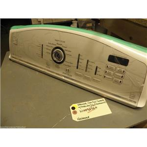 Kenmore Washer Control Console w/overlay(no electronic boards)W10293784 (scuffs)