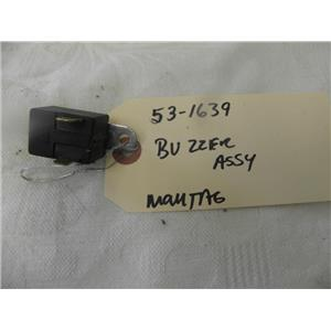 MAYTAG DRYER 53-1639 BUZZER ASSEMBLY