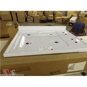 Maytag Stove 74007364 Top, Main (wht) (NIB) (small paint chip) NEW IN BOX