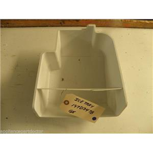 GE REFRIGERATOR 197D3478 ICE TRAY USED PART ASSEMBLY