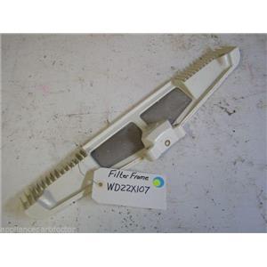GE DISHWASHER WD22X107 Filter Frame  USED PART