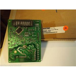 Maytag Microwave  53001761  Board, Control (pcb)  NEW IN BOX
