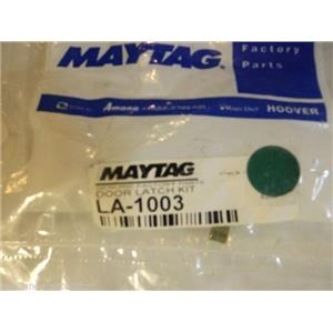 Maytag Admiral Dryer  LA-1003  Door Latch Kit   NEW IN BOX