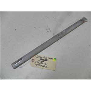 KENMORE DISHWASHER 154232701 154597801 5300809927 UPPER RACK SLIDE, CAP USED