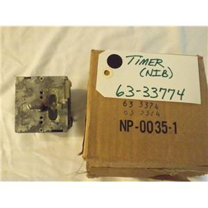 Maytag Whirlpool Washer 63-33774 Timer  NEW IN BOX