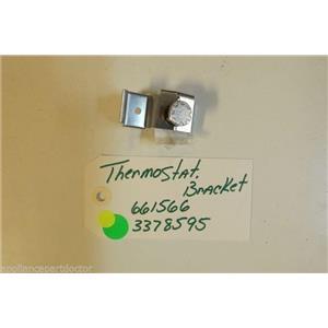 WHIRLPOOL DISHWASHER 661566  3378595  Thermostat bracket  USED