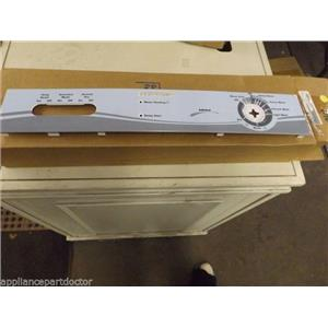 Maytag Admiral Dishwasher  99002925  Insert, Facia (wht)   NEW IN BOX