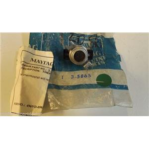 MAYTAG DRYER 3-5865 High limit thermostat  NEW IN BOX