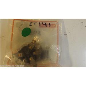 Gemline Dryer ET141 Thermostat  NEW IN BOX