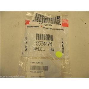 WHIRLPOOL DISHWASHER 8524474 RACK WHEEL NEW IN BOX