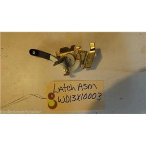 GE DISHWASHER WD13X10003  Latch  used part