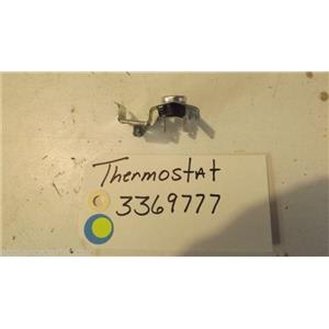 KENMORE dishwasher  3369777  thermostat  USED PART
