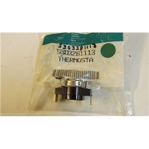 Frigidaire Dryer 5303281113 High Limit Thermostat  NEW IN BOX