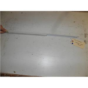 GE REFRIGERATOR WR17X2028 CHANNEL SUPPORT COVER USED PART ASSEMBLY F/S