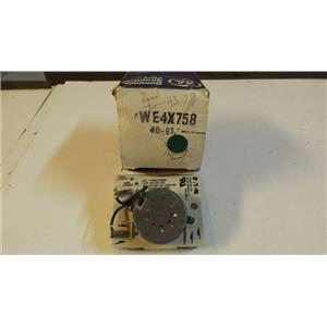 GE DRYER WE4X758 TIMER  NEW IN BOX