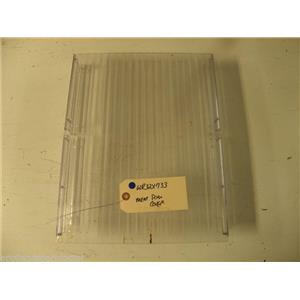GE REFRIGERATOR WR32X733 PAN COVER USED PART ASSEMBLY FREE SHIPPING