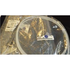 "MAYTAG WHIRLPOOL AMANA Refrigerator 67579-25 1/4"" Plastic Tubing  NEW IN BAG"