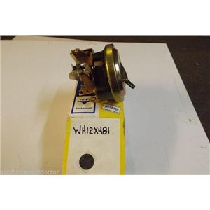 GENERAL ELECTRIC WASHER WH12X481 Water Pressure Level Switch  NEW IN BOX