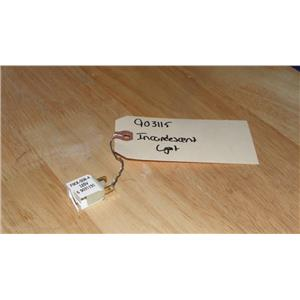 MAYTAG DISHWASHER 903115 INCANDESCENT LIGHT INDICATOR