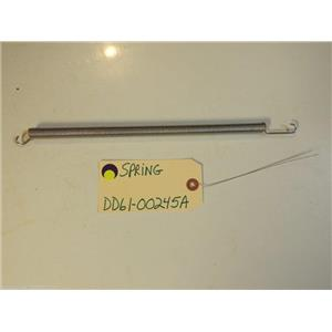 SAMSUNG   DISHWASHER DD61-00245A  Spring  used