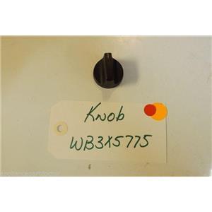 GE STOVE WB3X5775    Knob  used