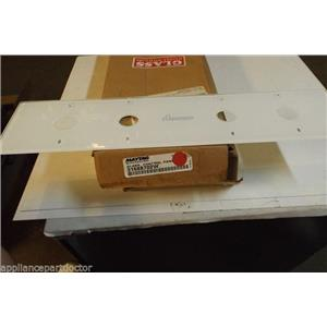 Maytag stove 31688702W Glass, Control Panel (wht)  NEW IN BOX