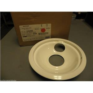 Crosley Maytag Stove 74004993 Drip Bowl (6in Bisque)  NEW IN BOX