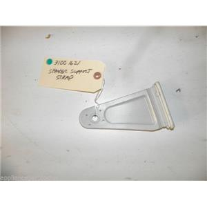 MAYTAG DRYER 31001621 SHAKER SUPPORT STRAP USED PART ASSEMBLY