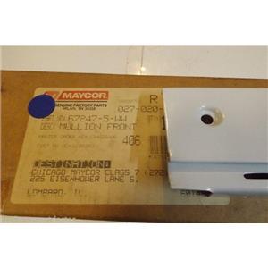 MAYTAG WHIRLPOOL REFRIGERATOR 67247-5WW  MULLION FT  NEW IN BOX