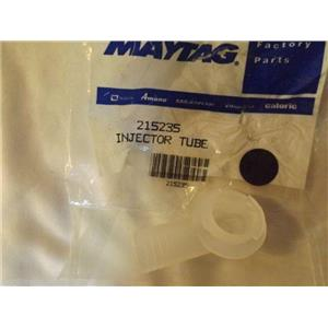 JENN AIR MAYTAG WASHER 215235 Injector Tube    NEW IN BAG