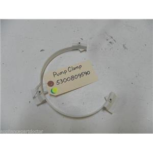 KENMORE DISHWASHER 5300809590 PUMP CLAMP USED PART ASSEMBLY