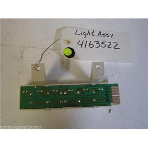KitchenAid DISHWASHER 9742225 Light Package Assembly