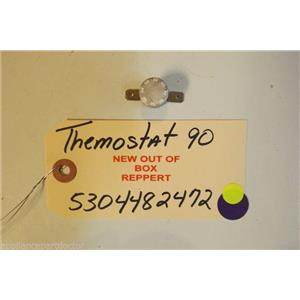 FRIGIDAIRE DISHWASHER 5304482472 Thermostat,90    NEW W/O BOX